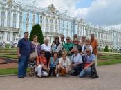 Partecipanti gita San Pietroburgo e Mosca luglio 2013