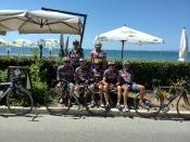 Gran Fondo di ciclismo Siena-Follonica  7-6-2014