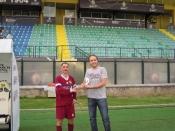 Triangolare calcio LA SCALA - ESTRA 2012